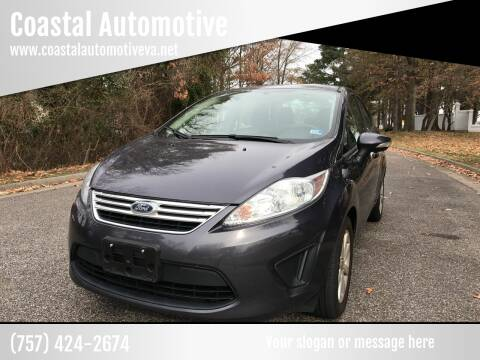 2013 Ford Fiesta for sale at Coastal Automotive in Virginia Beach VA