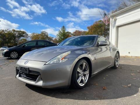 2009 Nissan 370Z for sale at SOUTH SHORE AUTO GALLERY, INC. in Abington MA