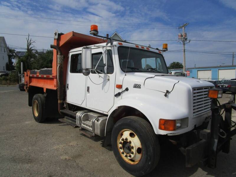 2001 International 4300 for sale at Lynch's Auto - Cycle - Truck Center in Brockton MA