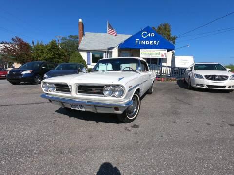 1963 Pontiac Le Mans for sale at CAR FINDERS OF MARYLAND LLC in Eldersburg MD