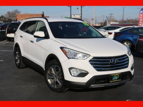 2013 Hyundai Santa Fe for sale at AUTO POINT USED CARS in Rosedale MD