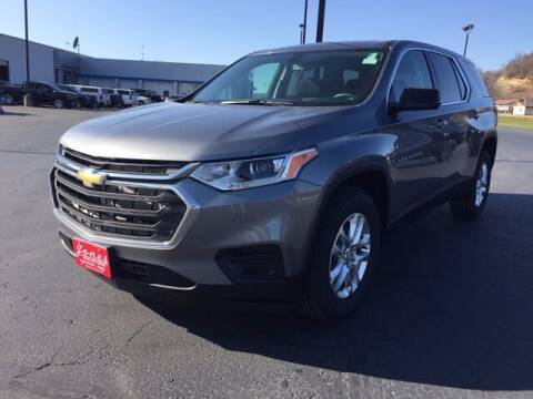 2021 Chevrolet Traverse for sale at Jones Chevrolet Buick Cadillac in Richland Center WI