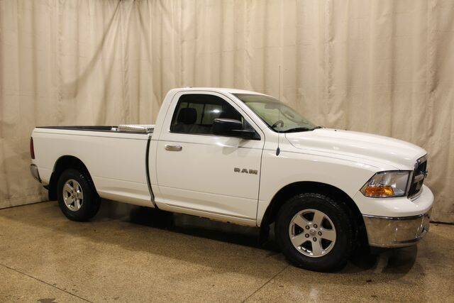 2009 Dodge Ram Pickup 1500 for sale at Autoland Outlets Of Byron in Byron IL