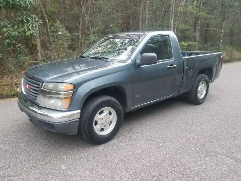 2006 GMC Canyon for sale at J & J Auto Brokers in Slidell LA