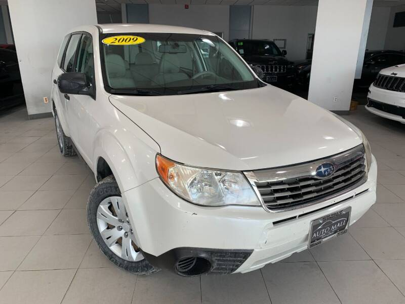 2009 Subaru Forester for sale at Auto Mall of Springfield in Springfield IL