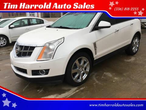 2010 Cadillac SRX for sale at Tim Harrold Auto Sales in Wilkesboro NC