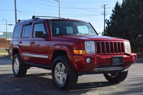 2006 Jeep Commander for sale at NEW 2 YOU AUTO SALES LLC in Waukesha WI