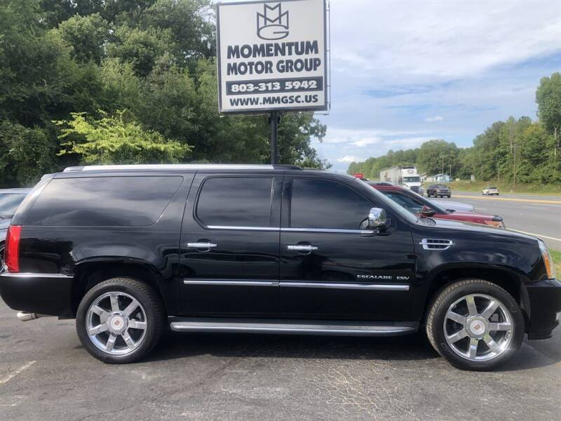 2013 Cadillac Escalade ESV for sale at Momentum Motor Group in Lancaster SC