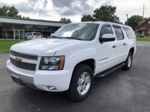 2008 Chevrolet Suburban for sale at JC Auto Sales in Belleville IL