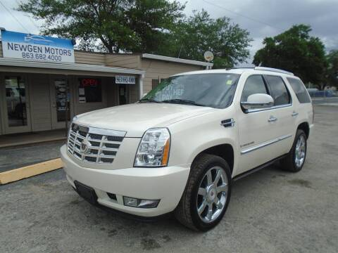 2009 Cadillac Escalade for sale at New Gen Motors in Lakeland FL