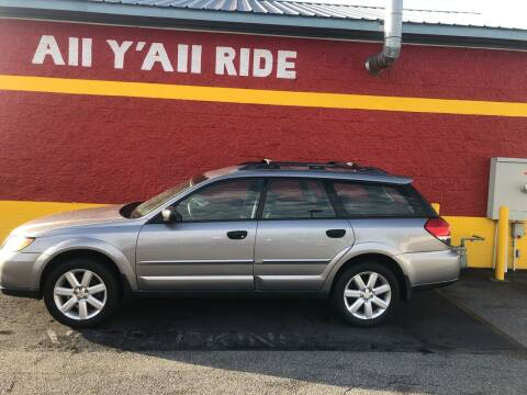 2008 Subaru Outback for sale at Big Daddy's Auto in Winston-Salem NC