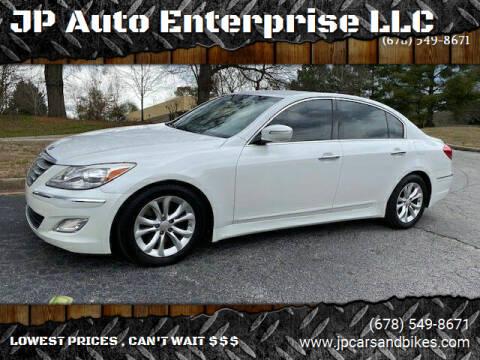 2013 Hyundai Genesis for sale at JP Auto Enterprise LLC in Duluth GA