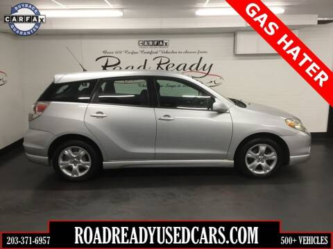 2005 Toyota Matrix for sale at Road Ready Used Cars in Ansonia CT