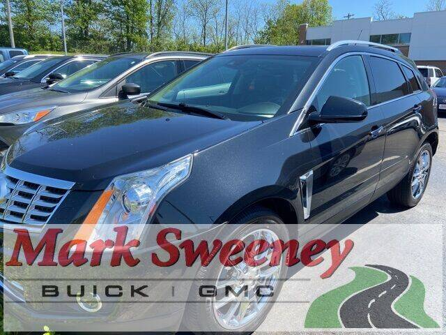 2013 Cadillac SRX for sale at Mark Sweeney Buick GMC in Cincinnati OH