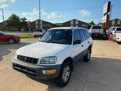 1998 Toyota RAV4 for sale at Car Gallery in Oklahoma City OK
