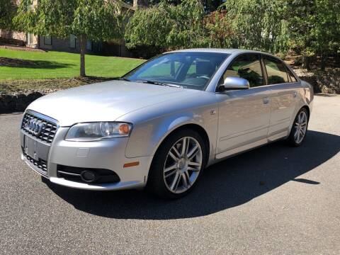2007 Audi S4 for sale at Lenders Auto Group in Hillside NJ