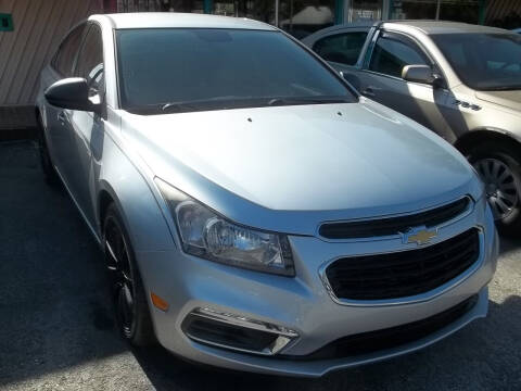 2016 Chevrolet Cruze Limited for sale at PJ's Auto World Inc in Clearwater FL