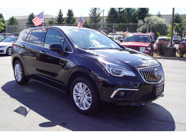 2017 Buick Envision for sale at Classified pre-owned cars of New Jersey in Mahwah NJ