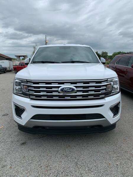 2019 Ford Expedition MAX for sale at Todd Nolley Auto Sales in Campbellsville KY