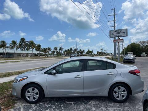 2017 Kia Forte for sale at Key West Kia - Wellings Automotive & Suzuki Marine in Marathon FL