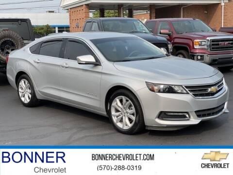 2018 Chevrolet Impala for sale at Bonner Chevrolet in Kingston PA