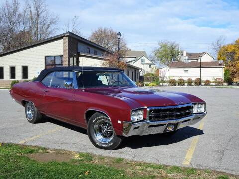 1969 Buick Gran Sport for sale at Great Lakes Classic Cars & Detail Shop in Hilton NY
