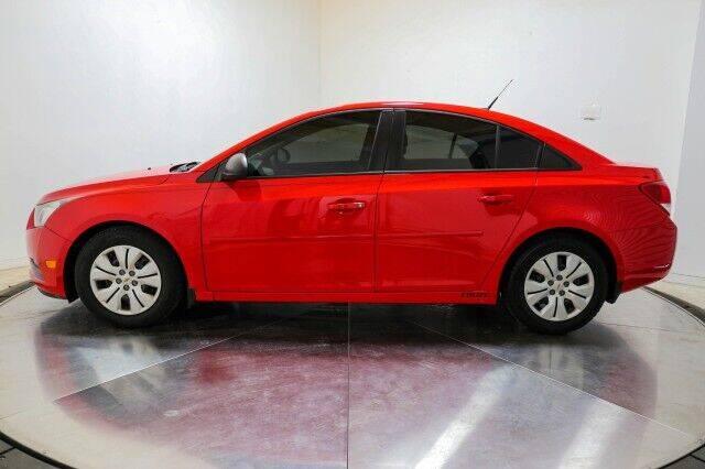 2014 Chevrolet Cruze for sale in Sarasota, FL
