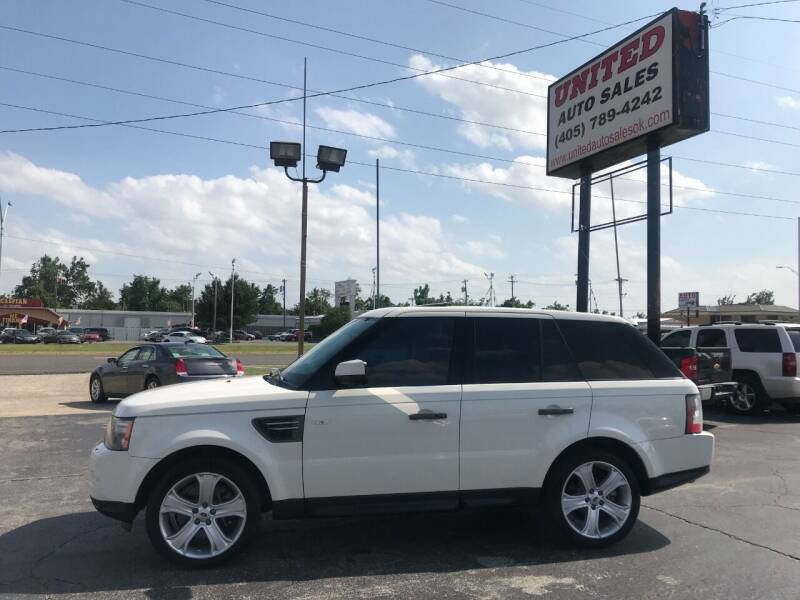 2010 Land Rover Range Rover Sport for sale at United Auto Sales in Oklahoma City OK