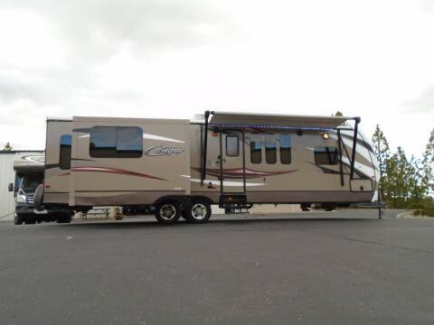 2015 Keystone Cougar  31RLT for sale at AMS Wholesale Inc. in Placerville CA