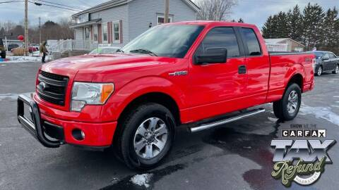 2014 Ford F-150 for sale at RBT Automotive LLC in Perry OH