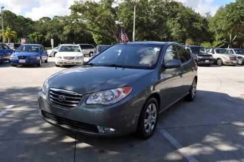 2010 Hyundai Elantra for sale at STEPANEK'S AUTO SALES & SERVICE INC. in Vero Beach FL