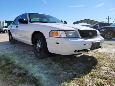 2008 Ford Crown Victoria for sale at Warren's Auto Sales, Inc. in Lakeland FL