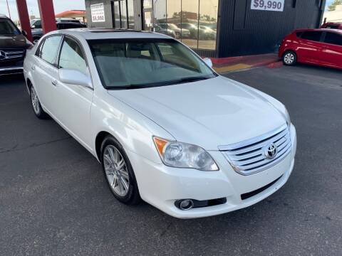 2009 Toyota Avalon for sale at JQ Motorsports East in Tucson AZ