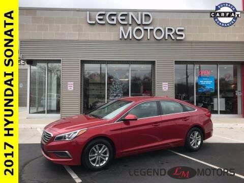2017 Hyundai Sonata for sale at Legend Motors of Detroit - Legend Motors of Waterford in Waterford MI