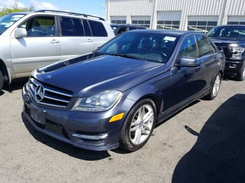 2014 Mercedes-Benz C-Class for sale at MOUNT EDEN MOTORS INC in Bronx NY