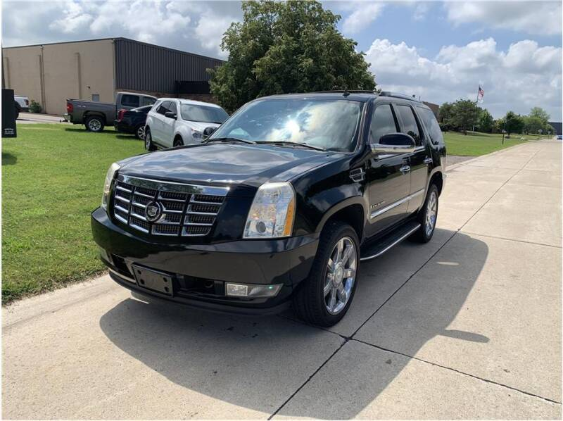 2007 Cadillac Escalade for sale at Metro Car Co. in Troy MI