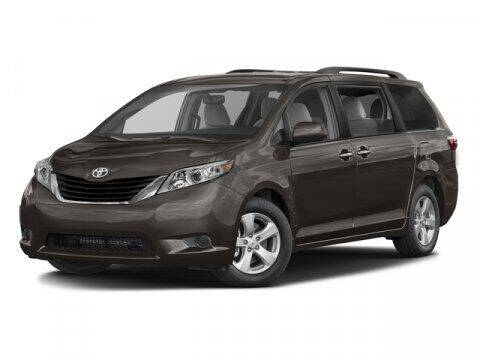 2016 Toyota Sienna for sale at Stephen Wade Pre-Owned Supercenter in Saint George UT