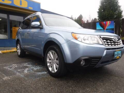 2011 Subaru Forester for sale at Brooks Motor Company, Inc in Milwaukie OR