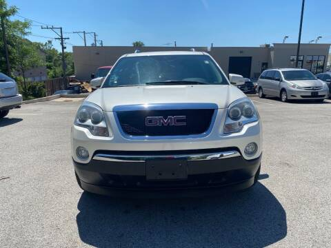 2009 GMC Acadia for sale at Platinum Cars Exchange in Downers Grove IL