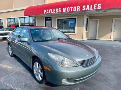2005 Lexus ES 330 for sale at Payless Motor Sales LLC in Burlington NC