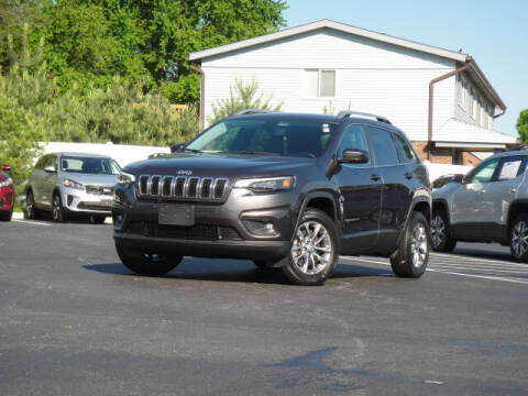 2019 Jeep Cherokee for sale at Jack Schmitt Chevrolet Wood River in Wood River IL