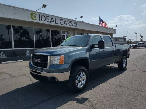 2007 GMC Sierra 2500HD for sale at Ideal Cars Apache Junction in Apache Junction AZ