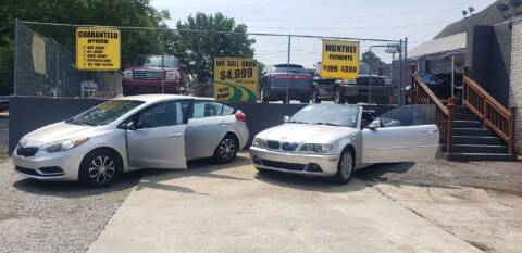 2016 Hyundai Sonata for sale at On The Road Again Auto Sales in Doraville GA