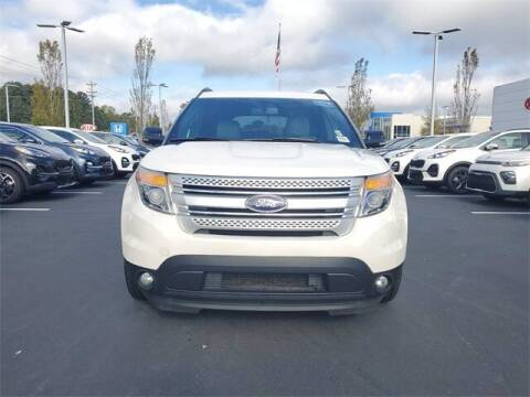 2012 Ford Explorer for sale at Lou Sobh Kia in Cumming GA