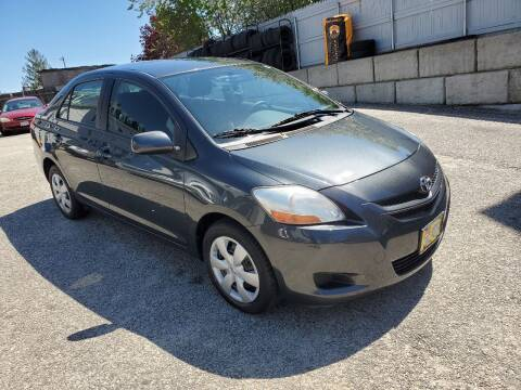 2007 Toyota Yaris for sale at Fortier's Auto Sales & Svc in Fall River MA
