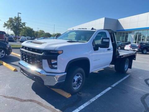 2021 Chevrolet Silverado 3500HD CC for sale at COYLE GM - COYLE NISSAN - New Inventory in Clarksville IN