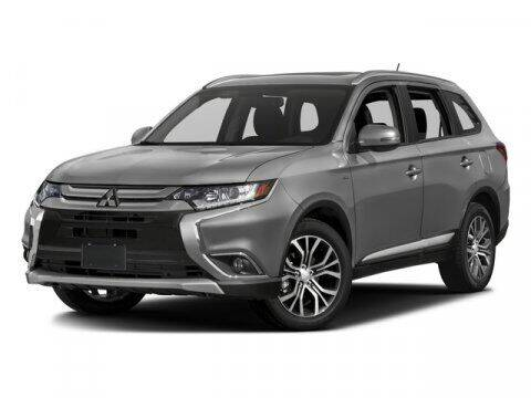 2016 Mitsubishi Outlander for sale at DON'S CHEVY, BUICK-GMC & CADILLAC in Wauseon OH