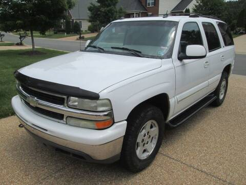 2005 Chevrolet Tahoe for sale at Wally's Wholesale in Manakin Sabot VA