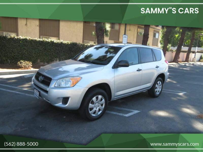 """2012 Toyota RAV4 for sale at SAMMY""""S CARS in Bellflower CA"""