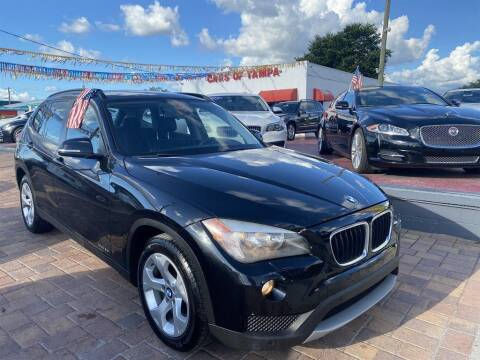 2013 BMW X1 for sale at Cars of Tampa in Tampa FL